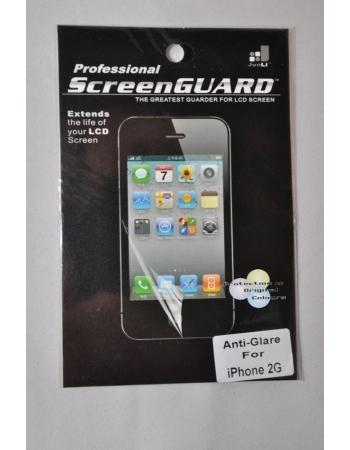 Матовая пленка Iphone 2g. В упаковке