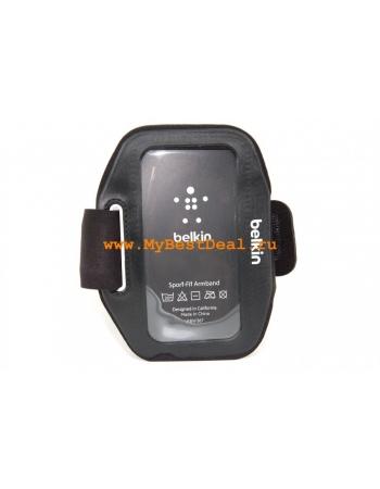 Спортивный чехол Belkin Iphone 5/5s/5c F8W367BTC00. Черный цвет