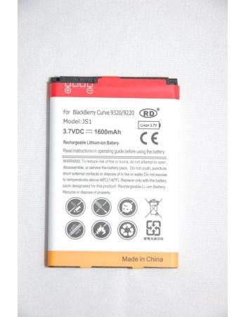 Аккумулятор Blackberry JS1 для Blackberry Curve 9320/9220. Емкость 1600 Mah