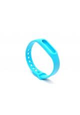 Ремешок для браслета Xiaomi Mi Band. Голубой цвет