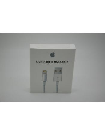 Оригинальный кабель Iphone 5 MD818ZM/A. Retail