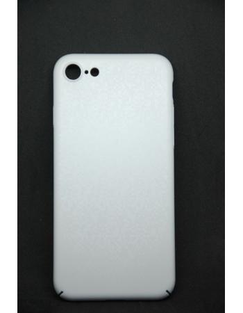 Чехол-накладка Baseus Plaid Case для iPhone 7. Белый цвет