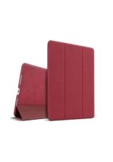 Кожаный чехол Apple Ipad PRO 10.5. Красный цвет