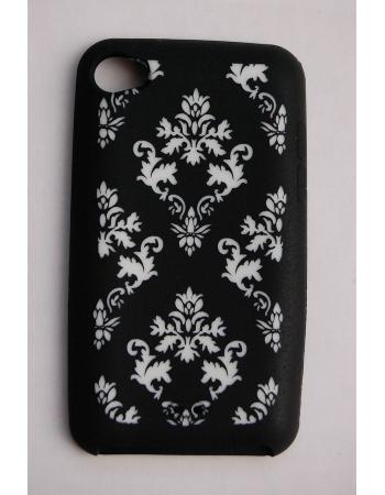 Силиконовый чехол Ipod Touch 4. Черный цвет