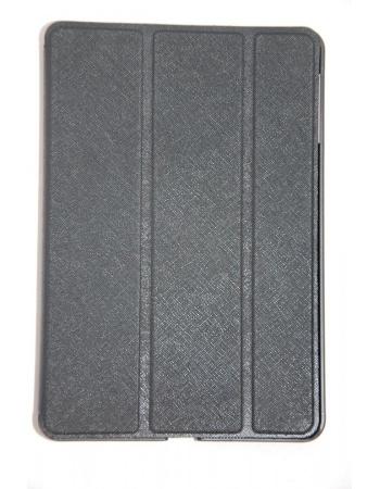 Чехол Smart Cover Ipad mini с задней крышкой. Черный цвет