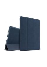 Кожаный чехол Apple Ipad PRO 10.5. Синий цвет