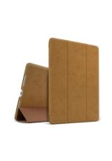 Кожаный чехол Apple Ipad PRO 10.5. Коричневый цвет