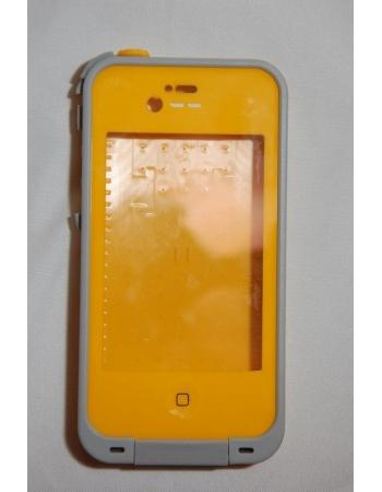 Водонепроницаемый чехол Iphone 4/4s пр-во Ipega. Желтый цвет