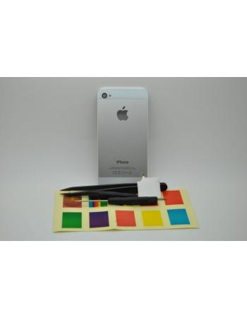 Комплект светояблоко Iphone 4s (дизайн Iphone 5), no wire. Белый цвет