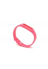 Ремешок для браслета Xiaomi Mi Band. Розовый цвет