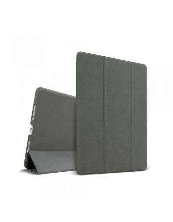 Кожаный чехол Apple Ipad PRO 10.5. Серый цвет