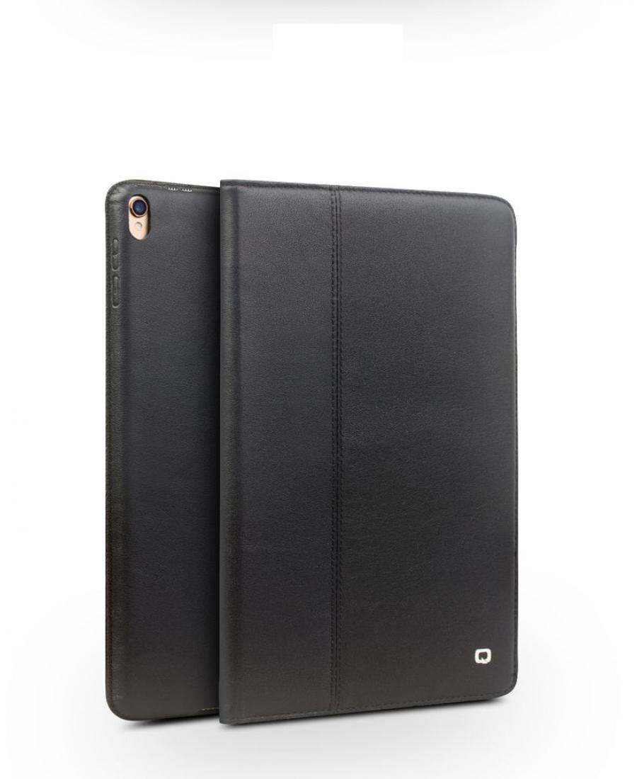 Чехол для Ipad Pro 10.5 натуральная кожа. Черный цвет