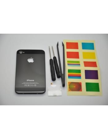 Комплект светояблоко Iphone 4 (дизайн Iphone 5), no wire. Черный цвет