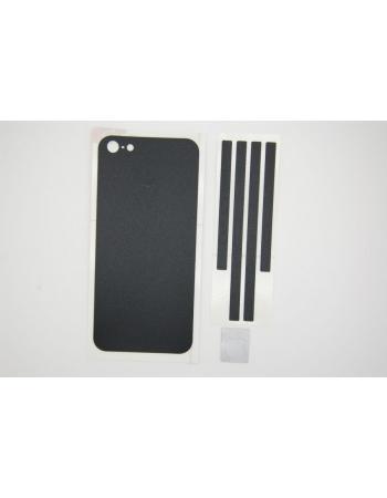Наклейка 3M Iphone 5. Черный матовый цвет. Крышка+бампер