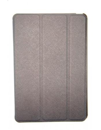 Кожаный чехол Ipad mini 2 (retina) Smart Case. Коричневый цвет