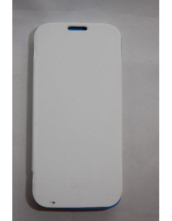 Чехол-аккумулятор Samsung Galaxy S4, 4200 Mah. Белый/голубой цвет