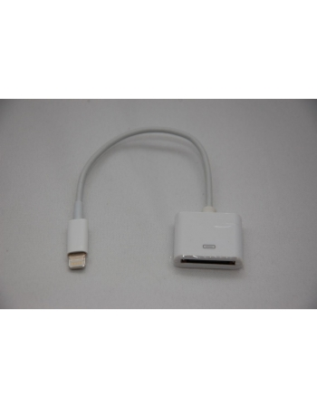 Кабель-адаптер для iPhone 5 Lightning to 30-pin Adapter (0.2 m)