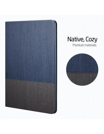 Чехол Ipad PRO 10.5, ткань. Синий цвет