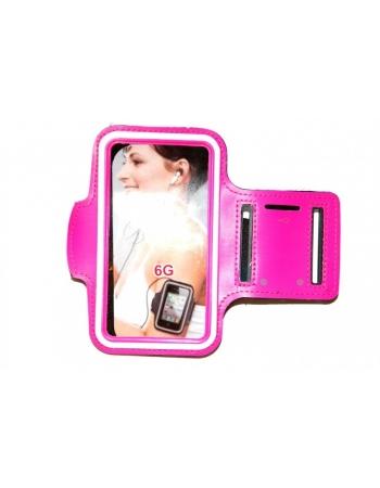 """Спортивный чехол для Iphone 6 (4.7""""). Розовый цвет"""