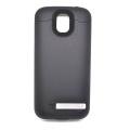 Чехол-аккумулятор Samsung Galaxy S4, 4200 Mah. Черный+серый цвет (УЦЕНКА)