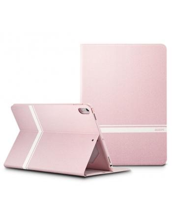 Чехол Ipad PRO 10.5, ткань. Розовый цвет