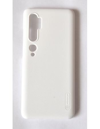 Чехол Xiaomi Mi Note 10/Mi Note 10 Pro, Nillkin. Белый цвет