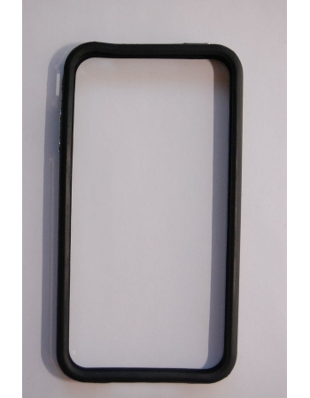 Iphone 4 Bumper черный цвет