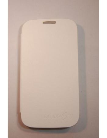 Чехол Flip Samsung Galaxy S4. Белый цвет