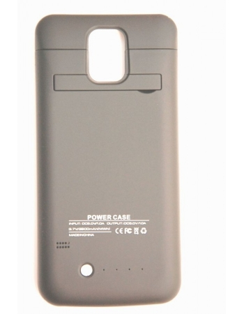 Чехол-аккумулятор Samsung Galaxy S5, 3800 Mah. Черный цвет