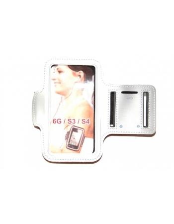 """Спортивный чехол для Iphone 6 (4.7""""). Серый цвет"""