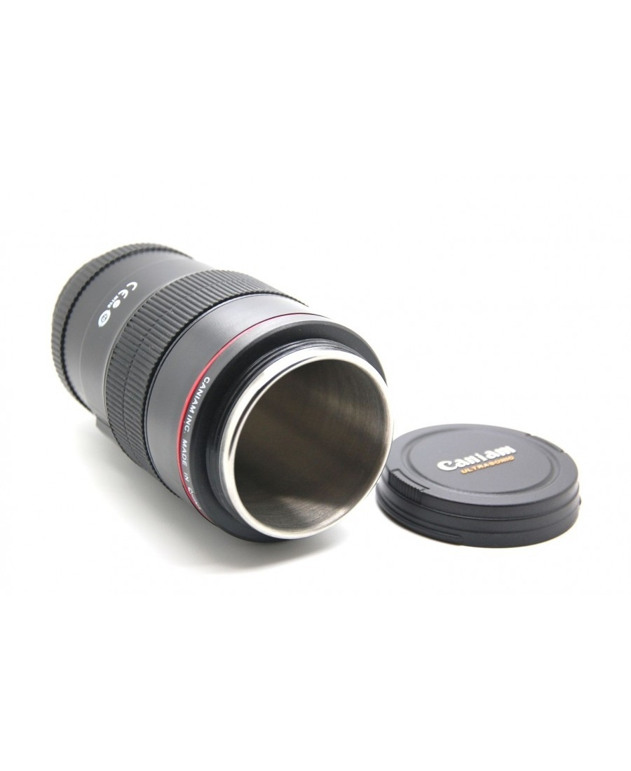 Термокружка Canon (Caniam) Macro Lens EF 100 mm. Черный цвет