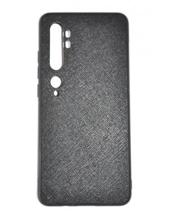 Чехол Mi Note 10/10 Pro. Черный цвет