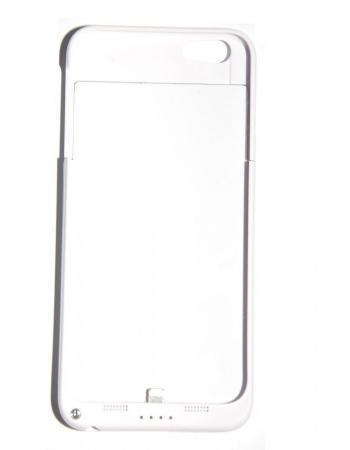 """Чехол-аккумулятор Iphone 6 PLUS (5.5"""") 4800 Mah. Белый цвет"""