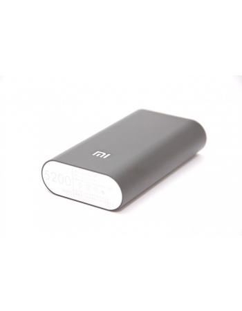 Мобильный аккумулятор Xiaomi Power Bank 5200 mAh. Черный цвет