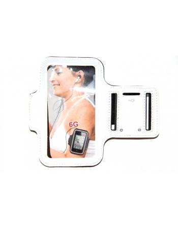 """Спортивный чехол для Iphone 6 (4.7""""). Белый цвет"""