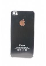 Панелька Iphone 4s металл. Черный цвет