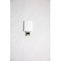 Адаптер для iPhone 5 Lightning to Micro USB Adapter. Белый цвет