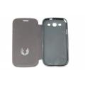 Кожаный чехол La Vie для Samsung Galaxy S3. Черный цвет