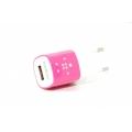 Зарядка Belkin для Iphone. Розовый цвет
