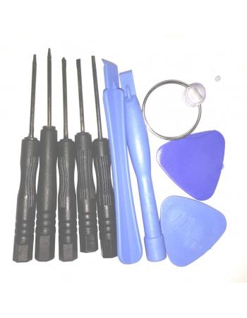 Комплект инструментов 10 в 1 для ремонта смартфонов