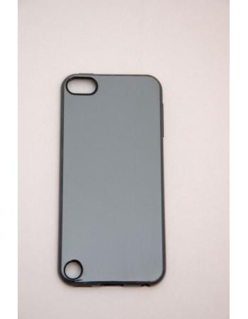 Гелевый чехол Ipod Touch 5. Черный цвет