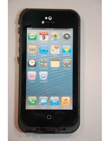 Водонепроницаемый чехол для Iphone 5 Ipega PG-I5008. Черный цвет