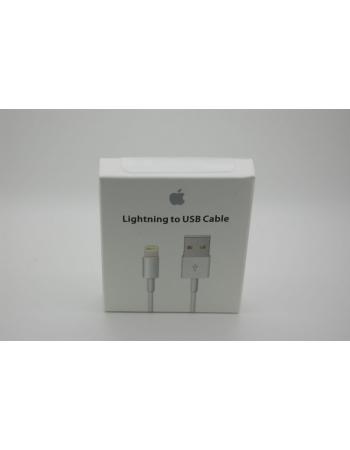 Кабель Iphone 5 Lightning. Белый цвет. Copy