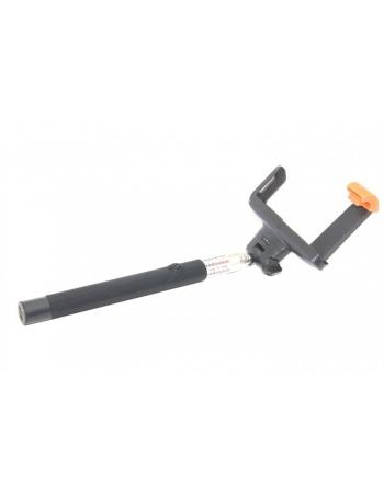 Монопод беспроводной bluetooth для селфи Z07-5. Черный цвет