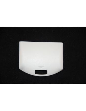 Крышка батарейного отсека PSP 1000. Белый цвет