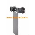 Комплект объективов 3 в 1 для iphone 5/5s. Черный цвет