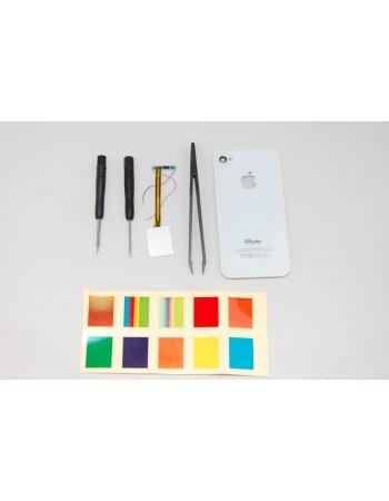 Комплект светояблоко ICoolKit Iphone 4. Белый цвет