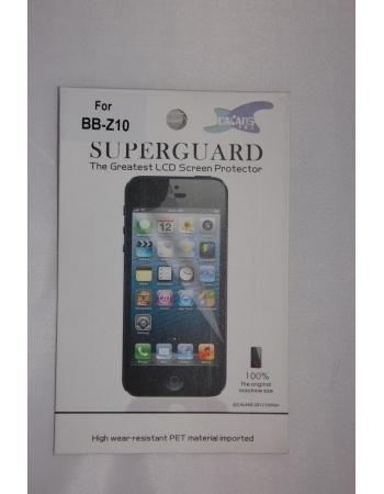 Прозрачная пленка Blackberry Z10. Retail