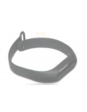 Ремешок для Xiaomi mi band 2, оригинальный. Черный цвет