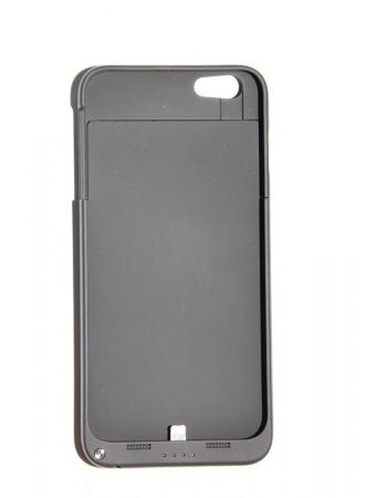 "Чехол-аккумулятор Iphone 6 PLUS (5.5"") 4800 Mah. Черный цвет"